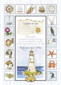Cuaderno de viaje - mar
