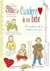 Cuaderno de mi bebe