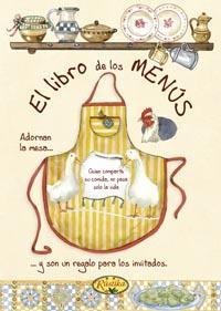 El libro de los menús