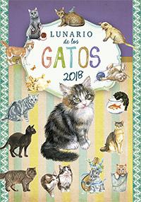 Lunario de gatos 2018