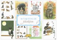 16 tarjetas de felicitación.