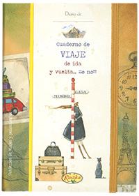 Cuaderno de viaje de ida y vuleta...¡¡¡o no!!!