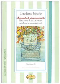 Cuaderno literario, fragmentos de frases memorables