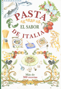 Pasta el sabor de Italia.