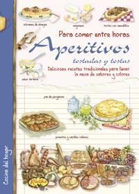 Aperitivos, tostadas y tostas
