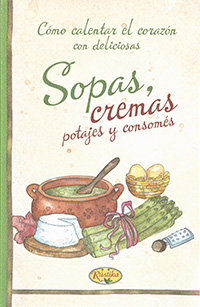 Sopas, cremas, potajes y consomés