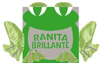 Ranita brillante