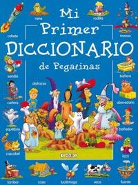 Mi primer diccionario (azul)