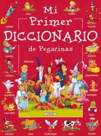 Mi primer diccionario (rojo)