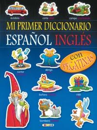 Diccionario español-inglés (azul)