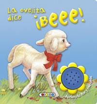 La ovejita dice ¡Beee!