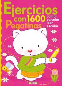 Ejercicios con 1600 pegatinas Nº 1