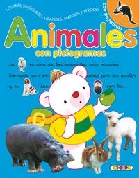Animales con pictogramas Nº 2