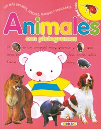 Animales con pictogramas Nº 3
