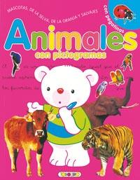 Animales con pictogramas Nº 6
