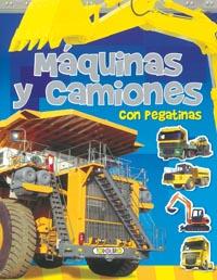 Máquinas y camiones