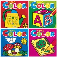 Juego color (4 títulos)