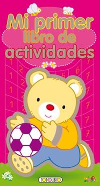 Mi primer libro de actividades Nº 1