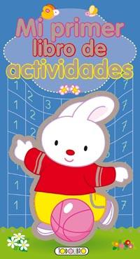 Mi primer libro de actividades Nº 2