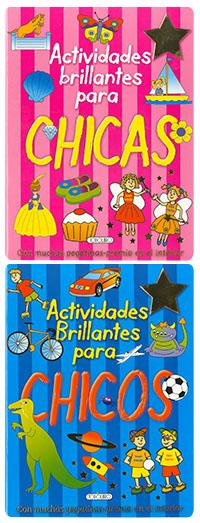 Actividades brillantes (2 títulos)