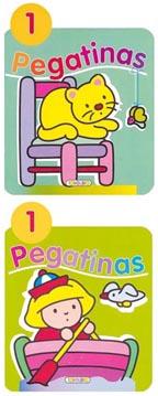 Pegatinas 1 (2 títulos)