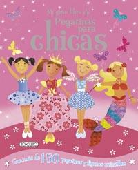 Mi gran libro de pegatinas para chicas