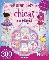Mi gran libro de chicas con mágia