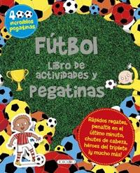 Fútbol. Libro de actividades y pegatinas