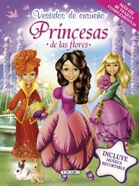 Princesas de las flores