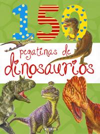 150 pegatinas de dinosaurios