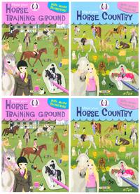 Horses passion transfer (2 títulos)
