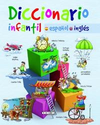 Diccionario infantil español-inglés