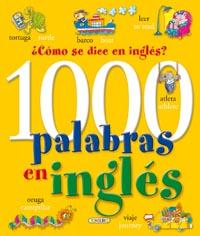1000 palabras en inglés. ¿Cómo se dice en inglés?
