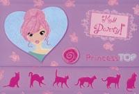 Princess top my party!