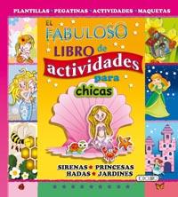 El fabuloso libro de actividades para chicas