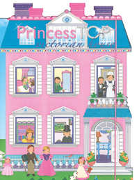 Princess top victorian house