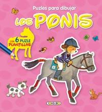 Puzles para dibujar los ponis