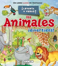 Los animales ¡divertidos!