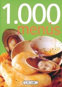 1000 Menús