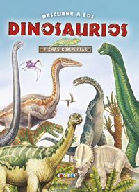 Descubre a los dinosaurios. Fichas completas