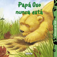 Papá oso nunca está
