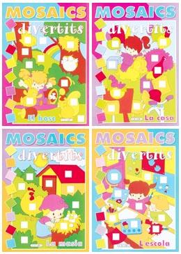 Mosaics divertits (4 títols)