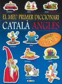 Diccionari català-anglès (blau)
