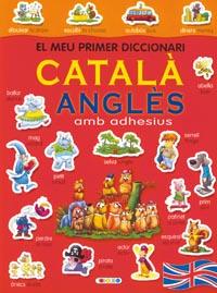 Diccionari català-anglès (vermell)