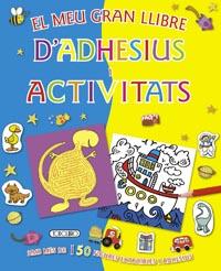 El meu gran llibre d´adhesius i activitats