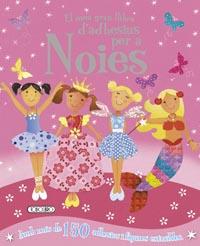 El meu gran llibre d´adheius per a noies