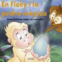 En Floky i la pedra màgica. Una història sobre la valentia