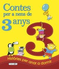 Contes per a nens de 3 anys