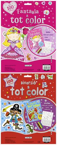 A tot color (2 títols)