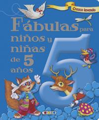 Fábulas para niños y niñas de 5 años